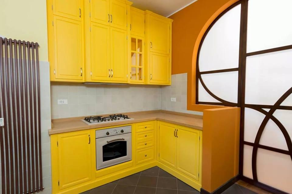 cucine su misura|cucine in legno|arredamentiroma - Cucine Colorate Roma