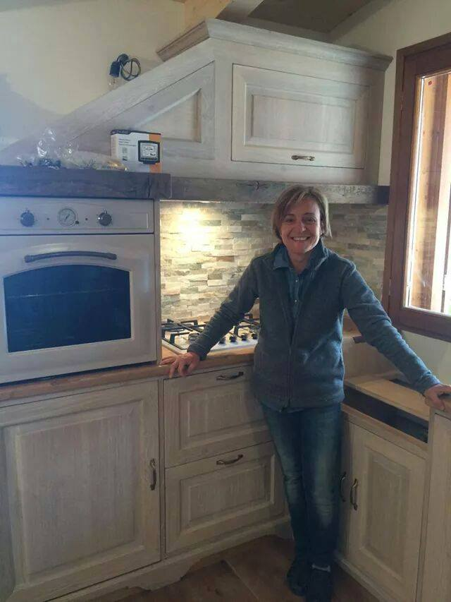Cucine su misura cucine in legno arredamentiroma for Cucinare definizione