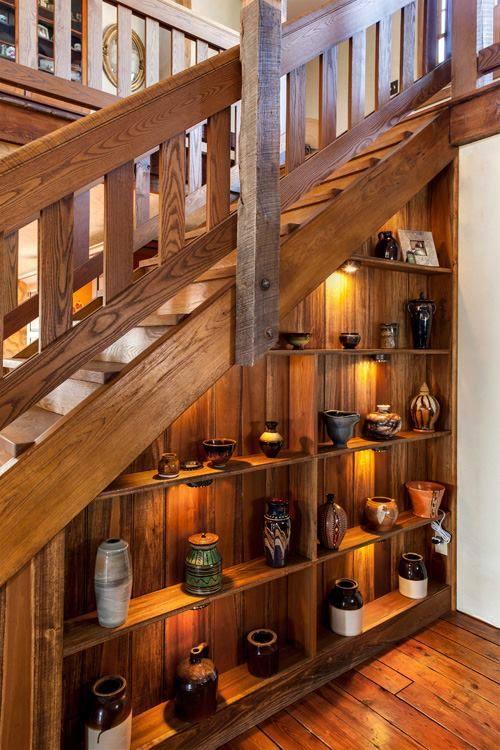 Librerie su misura roma librerie su misura arredamentiroma - Mobili sottoscala in legno ...