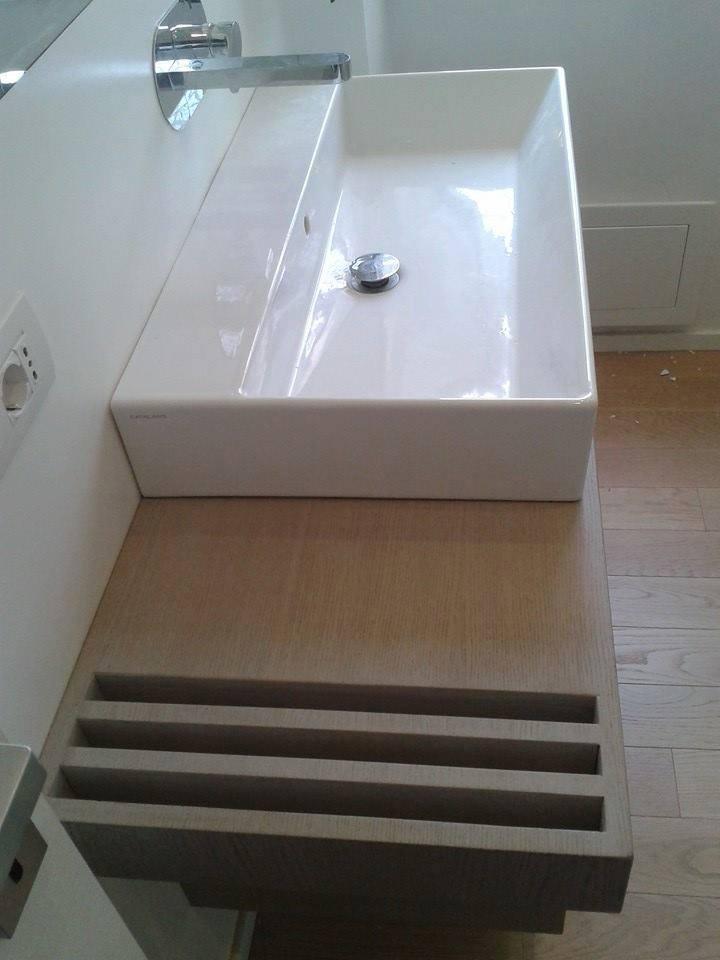 Mobili bagno roma bagni su misura arredamentiroma - Mobile porta asciugamani ...