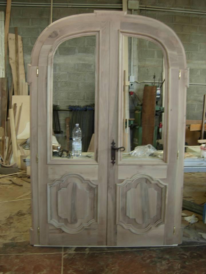 Cool porte antiche con vetro kt01 pineglen for Porte interne antiche