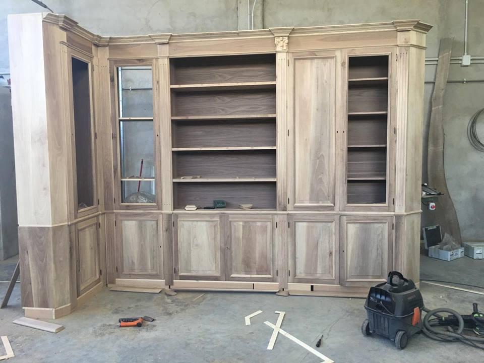 Costruire un mobile arredamenti su misura roma - Costruire un mobile in legno ...