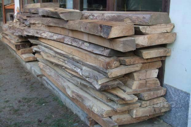Costruire un mobile arredamenti su misura roma - Tavole di legno grezzo ...